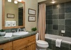 Guest Bedroom 1 Bathroom - Granite Ridge Lodge 03 - Teton Village Luxury Vacation Rental