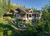 Back Exterior - Grand View Hideout - Jackson Hole - Luxury Vacation Rental