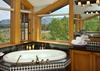 Master Bathroom - Riversong Lodge - Wilson WY Luxury Villa Rental