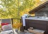 Hot Tub - Villa at May Park I - Jackson Hole Luxury Villa Rental