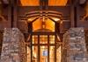 Front Entry - Summer Wind - Jackson WY - Luxury Villa Rental