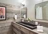 Guest Bedroom 2 Bathroom - Summer Wind - Jackson WY - Luxury Villa Rental