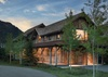 Front Exterior - Fish Creek Lodge 11 - Teton Village - Luxury Villa Rental