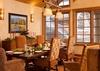Dining - Slopeside Apres Vous - Teton Village, WY Ski in/Ski out - Luxury Villa Rental