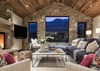 Great Room - Four Pines 14 - Teton Village - Luxury Cabin Rental