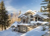 Front Exterior - Grand View Hideout - Jackson Hole - Luxury Vacation Rental