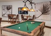 Game Room - Phillips Ridge - Jackson Hole Private Luxury Villa