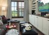 Media Room - Fish Creek Lodge 11 - Teton Village - Luxury Villa Rental