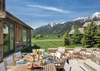 Outdoor Dining - Four Pines 12 - Teton Village, WY - Luxury Villa Rental
