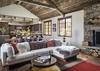 Great Room - Four Pines 07 - Teton Village, WY - Luxury Villa Rental