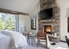 Master Bedroom - Four Pines 05 - Teton Village, WY - Luxury Villa Rental