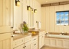 Master Bathroom - Shooting Star Cabin 04 - Teton Village, WY - Luxury Villa Rental