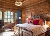 Guest Bedroom 3 - Royal Wulff Lodge - Jackson Hole Private Luxury Villa Rental