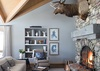 Great Room - Grand View Hideout - Jackson Hole - Luxury Vacation Rental