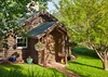 Front Entrance - The Cabin - Jackson Hole, WY - Luxury Villa Rental