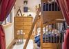 Bunk Room -  Moose Creek 04 - Slopeside Cabin in Teton Village - Luxury Villa Rental