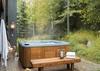 Hot Tub - Holly Haus - Teton Village, WY - Luxury Villa Rental