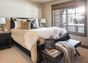 Guest Bedroom 1 - Golf & Tennis Cabin 15 - Jackson Hole, WY - Luxury Villa Rental