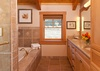 Master Bathroom - Elk Refuge House -  Jackson Hole, WY - Luxury Vacation Rental