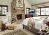 Master Bedroom - Shooting Star Cabin 04 - Teton Village, WY - Luxury Villa Rental