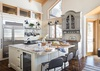 Kitchen - Grand View Hideout - Jackson Hole - Luxury Vacation Rental