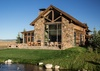 Back Exterior - Lodge at Shooting Star 01 - Teton Village, WY - Luxury Villa Rental