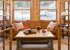 Sunroom - Catamount - Teton Village, WY -  Luxury Villa Rental