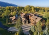 Chateau on the West Bank - Jackson Hole, WY -  Luxury Villa Rental