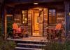 Entry - Shooting Star Cabin 03 - Teton Village Luxury Villa Rental