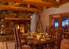 Dining - Catamount - Teton Village, WY -  Luxury Villa Rental