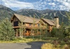 Front Exterior - Fish Creek Lodge 63 - Teton Village, WY - Luxury Villa Rental