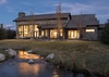 Back Exterior - Cirque View Homestead - Teton Village, WY - Luxury Villa Rental
