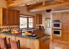 Kitchen - Catamount - Teton Village, WY -  Luxury Villa Rental