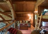 Loft with Bunks - Grizzly Wulff Lodge - Jackson Hole Private Luxury Villa Rental