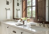 Guest Bedroom 1 Bathroom - Fish Creek Lodge 11 - Teton Village - Luxury Villa Rental