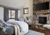 Master Bedroom - Four Pines 07 - Teton Village, WY - Luxury Villa Rental