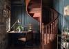 Staircase to Loft - Summer Wind - Jackson WY - Luxury Villa Rental