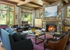 Great Room - Granite Ridge Lodge 03 - Teton Village Luxury Vacation Rental