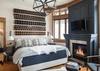 Guest Bedroom 1 - Summer Wind - Jackson WY - Luxury Villa Rental