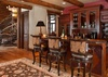 Bar - Phillips Ridge - Jackson Hole Private Luxury Villa