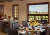 Dining - Shooting Star Cabin 06 - Teton Village Luxury Villa Rental