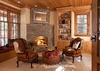 Study - Shoshone Lodge - Jackson Hole Luxury Villa Rental