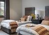 Guest Bedroom 4 - Cirque View Homestead - Teton Village, WY - Luxury Villa Rental