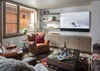 Media Room - Four Pines 102 - Teton Village Luxury Villa Rental