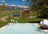 Hot Tub - Home on the Range - Jackson Hole, WY - Luxury Villa Rental