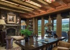 Study - Royal Wulff Lodge - Jackson Hole Private Luxury Villa Rental