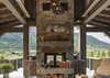 Observation Deck -  Lake Vista - Teton Village Luxury Private Villa Rental