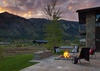 Patio - Canyon Land - Teton Village, WY - Luxury Villa Rental