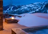 Patio - Ranch View Lodge - Jackson Hole Luxury Villa Rental
