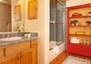 Guest Bathroom - Home on the Range - Jackson Hole, WY - Luxury Villa Rental